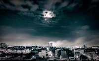 Tainan Moon, by Dean Chiang, Xyclopx