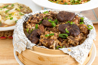 Steamed Pork Ribs with Sweet Rice by Dean Chiang, Xyclopx