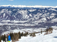 Snowboard @ Snowmass Mar. 2014 #5