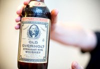 Humchan2k's Even More Secret Stash!: Old Overholt, by Dean Chiang, Xyclopx
