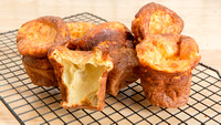 Yorkshire Pudding by Dean Chiang, Xyclopx